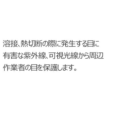 ウエルディングビニールカーテン 紹介