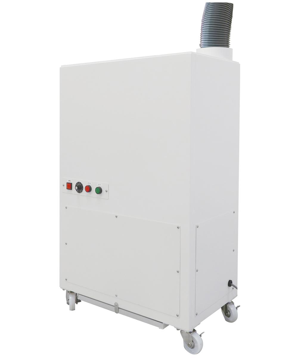 陰圧排気/空気清浄機ユニット